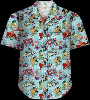 Weird Hawaiian Shirts 3