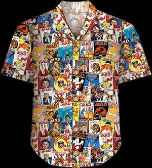 Weird Hawaiian Shirts 11