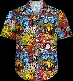 Weird Hawaiian Shirts 4